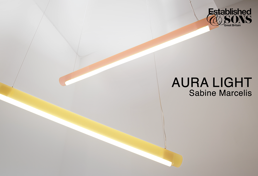 AURA LIGHT Cover Video Family Creative