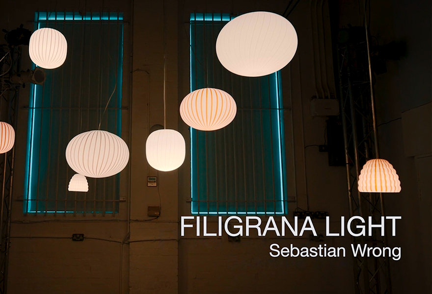 FILIGRANA LIGHT Sebastian Wrong c2018 Establishedand Sons c Ruth AJ Wilson full length