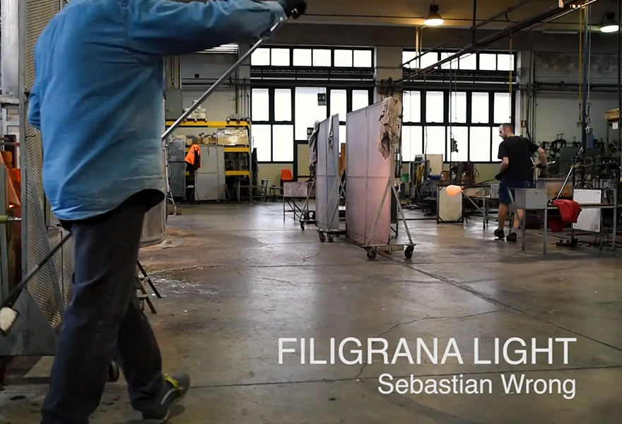 Filigrana in Production