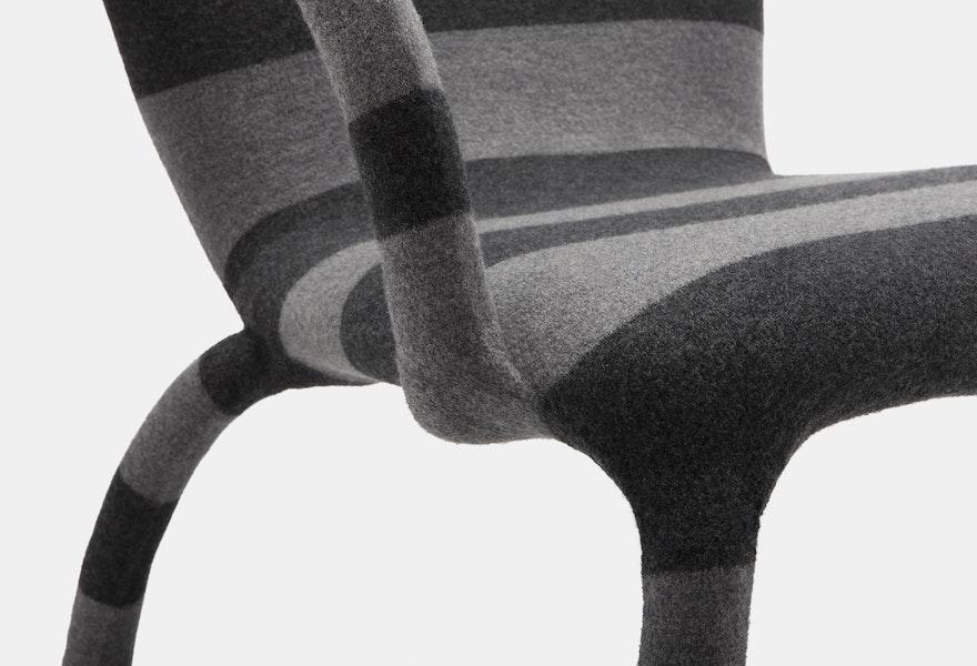JUMPER dark grey light grey detail 01 Bertjan Pot c Peter Guenzel Established Sons 72dpi