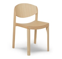 MAURO CHAIR ash leather Mauro Pasquinelli c2018 Establishedand Sons c Peter Guenzel NEW WB 72dpi