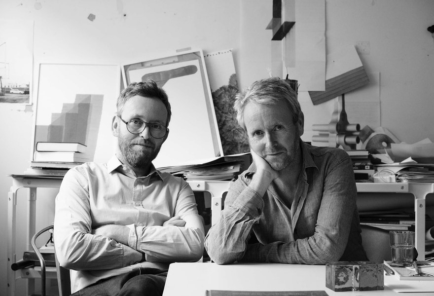 Ronan and Erwan Bouroullec photography credit Alexandre Tabaste