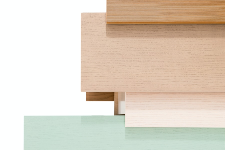 STACK H1080 sage palette detail 01 Raw Edges c2008 Establishedand Sons c Matteo Cuzzola 300dpi