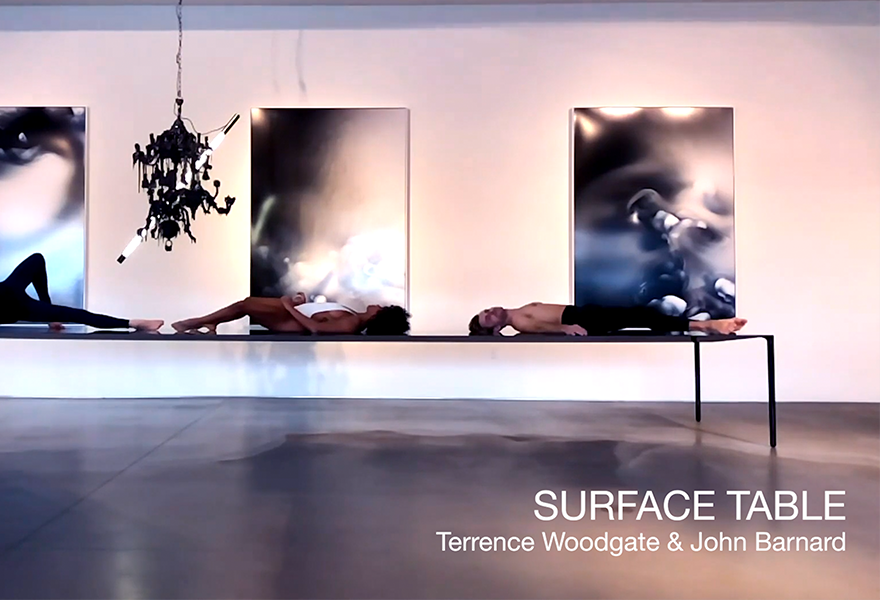 SURFACE TABLE T Woodgate J Barnard c2008 Establishedand Sons c David Van Eyssen full length