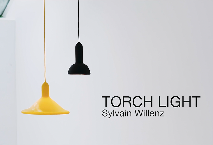TORCH LIGHT Sylvain Willenz c2008 Establishedand Sons c Levi James full length 1