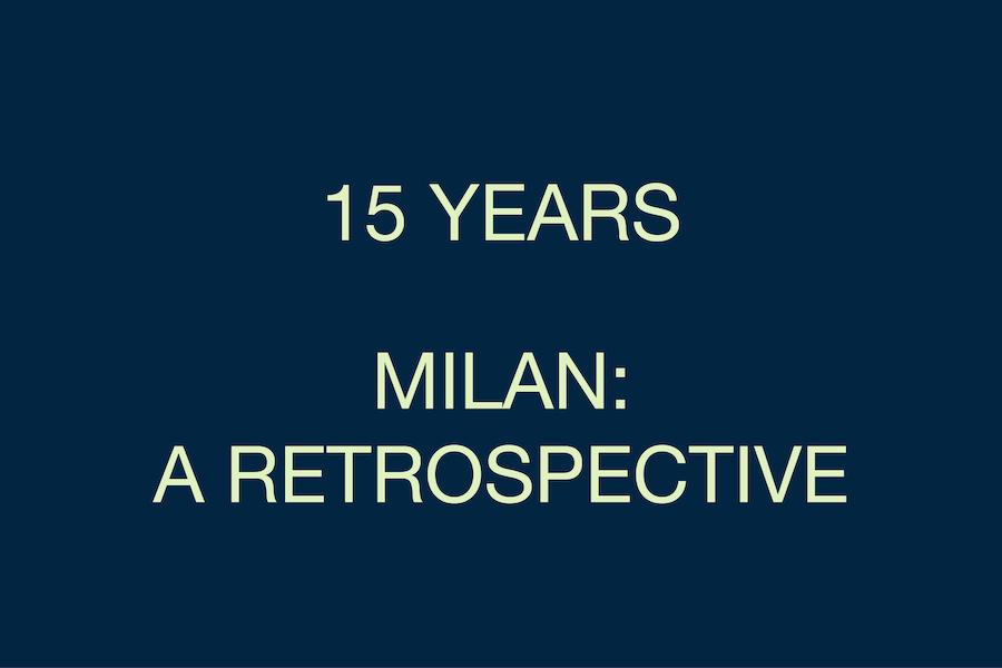 WEBSITE Milan